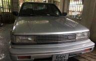 Bán xe Nissan Bluebird sản xuất năm 1989, màu bạc, giá chỉ 70 triệu giá 70 triệu tại Vĩnh Long