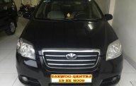Cần bán xe Daewoo Gentra sx đời 2009, màu đen, giá chỉ 205 triệu giá 205 triệu tại Hà Nội
