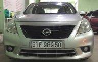 Cần bán Nissan Sunny năm sản xuất 2013, màu bạc   giá 325 triệu tại Tp.HCM