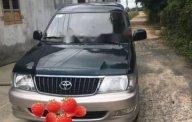 Bán Toyota Zace sản xuất 2004, giá chỉ 225 triệu giá 225 triệu tại Đắk Lắk
