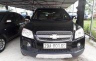 Bán Chevrolet Captiva 2.4 LT năm 2008, màu đen, giá chỉ 290 triệu giá 290 triệu tại Hà Nội
