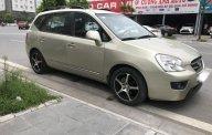 Bán Kia Carens SX sản xuất năm 2009, màu vàng giá 340 triệu tại Hà Nội