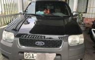 Cần bán gấp Ford Escape đời 2002, màu đen, nhập khẩu nguyên chiếc, giá 210tr giá 210 triệu tại Cần Thơ