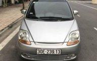 Cần bán lại xe Chevrolet Spark đời 2011, màu bạc  giá 136 triệu tại Hà Nội