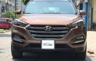 Bán Hyundai Tucson 2.0 AT năm sản xuất 2015, màu nâu, giá chỉ 850 triệu giá 850 triệu tại Hà Nội