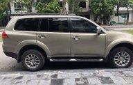 Bán Mitsubishi Pajero Sport sản xuất năm 2013, màu ghi vàng giá 665 triệu tại Hà Nội