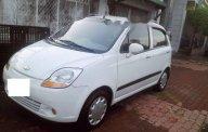 Cần bán lại xe Chevrolet Spark sản xuất 2009, màu trắng xe gia đình giá 109 triệu tại Bình Dương