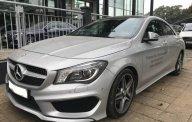 Bán xe Mercedes CLA250 màu bạc 2017 chính hãng - Trả trước 500 triệu nhận xe về giá 1 tỷ 650 tr tại Tp.HCM