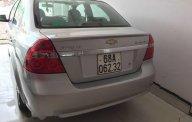 Bán Chevrolet Aveo LT sản xuất 2002, màu bạc   giá 340 triệu tại Tp.HCM