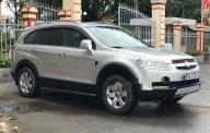 Cần bán gấp Chevrolet Captiva LTZ đời 2007, màu bạc xe gia đình, giá tốt giá 328 triệu tại Tp.HCM