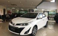 Bán xe Toyota Yaris G 2018 màu trắng giao sớm giá 650 triệu tại Hà Nội