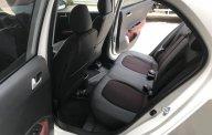 Bán Hyundai Grand i10 1.2AT Sedan ,màu trắng, số tự động ,sản xuất 201,8 lăn bánh 4000km giá 438 triệu tại Tp.HCM