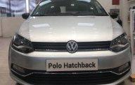 Volkswagen Polo 2016, màu bạc, nhập khẩu, NH hỗ trợ trên 80% giá 695 triệu tại TT - Huế