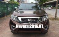 Bán Nissan Navara 2.5 EL số tự động, nhập Thái Lan, Sx Cuối 2016 màu nâu coffe, đi 1,2 vạn km giá 568 triệu tại Hà Nội