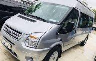 Bán xe Ford Transit năm sản xuất 2017, màu bạc giá 720 triệu tại Tp.HCM