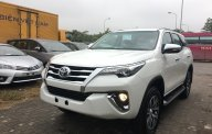 Bán xe Toyota Fortuner 2.4G đời 2019, màu trắng, nhập khẩu giá 1 tỷ 102 tr tại Hà Nội