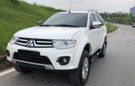 Bán Mitsubishi Pajero Sport 2.5 MT đời 2017, màu trắng  giá 699 triệu tại Hà Nội