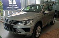 Bán Volkswagen Touareg sản xuất năm 2014, màu bạc, xe nhập giá 2 tỷ 499 tr tại Khánh Hòa