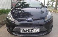 Cần bán xe Ford Fiesta năm 2011, màu đen số tự động giá 325 triệu tại Hà Nội