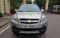 Bán xe Chevrolet Captiva LT năm sản xuất 2009, màu bạc chính chủ giá 308 triệu tại Hà Nội