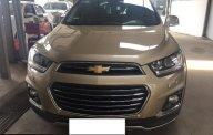 Bán Chevrolet Captiva Revv 2.4 máy xăng sản xuất 2017 màu vàng, biển Hà Nội giá 745 triệu tại Hà Nội