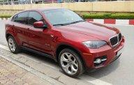 Bán BMW X6 Xdrive 35i sản xuất 2008, màu đỏ, xe nhập, giá 789tr giá 789 triệu tại Hà Nội