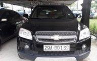 Bán Chevrolet Captiva 2.4 MT năm 2008, màu đen   giá 290 triệu tại Hà Nội