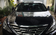 Cần bán xe Hyundai Sonata đời 2010, màu đen, nhập khẩu giá 650 triệu tại Tp.HCM