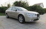 Gia đình cần bán Hyundai Sonata sản xuất 2009, nhập khẩu nguyên chiếc giá 380 triệu tại Đắk Lắk