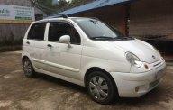 Bán Daewoo Matiz SE 2007, màu trắng giá cạnh tranh giá 74 triệu tại Thái Nguyên