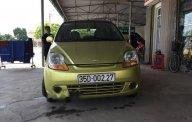 Cần bán Spark Van 2011, xe nguyên bản, keo chỉ zin không đâm đụng giá 115 triệu tại Ninh Bình