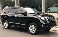 Cần bán Toyota Prado TXL sản xuất 2016, màu đen, nhập khẩu nguyên chiếc giá 2 tỷ 175 tr tại Hà Nội