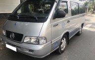 Nhà dư xe cần bán Mercedes MB100, sx 2002, số sàn, máy xăng, 9 chỗ ngồi giá 215 triệu tại Tp.HCM