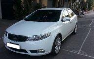 Bán Kia Forte 2012 số sàn, màu trắng, xe đi rất đầm và lướt giá 335 triệu tại Tp.HCM