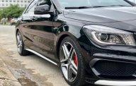 Cần bán Mercedes CLA45 AMG năm 2014, màu đen, nhập khẩu nguyên chiếc giá 1 tỷ 380 tr tại Tp.HCM
