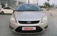 Bán Ford Focus 1.8 MT sản xuất năm 2011, màu kem (be), giá tốt giá 335 triệu tại Hà Nội