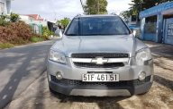 Cần bán xe Chevrolet Captiva sản xuất 2008, màu bạc giá 315 triệu tại Tp.HCM