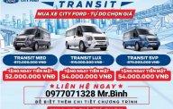 Ford Transit 2018, liên hệ để nhận ưu đãi giá tốt nhất, hỗ trợ mua xe trả góp lãi suất ưu đãi giá 872 triệu tại Tp.HCM