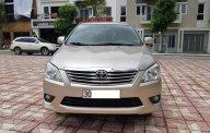Xe Cũ Toyota Innova 2.0G 2013 giá 570 triệu tại Cả nước