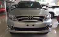 Xe Cũ Toyota Fortuner 4x2 2.7AT 2014 giá 750 triệu tại Cả nước