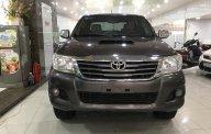 Bán xe Toyota Hilux 3.0MT năm 2011, màu xám (ghi), nhập khẩu nguyên chiếc giá 485 triệu tại Phú Thọ