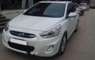 Cần bán xe Hyundai Accent năm sản xuất 2015, màu trắng giá 475 triệu tại Tp.HCM
