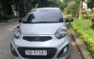 Cần bán xe Kia Morning 1.0 AT năm sản xuất 2012, màu bạc, xe nhập   giá 255 triệu tại Hà Nội
