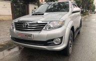 Cần bán Toyota Fortuner 2.5G năm sản xuất 2016, màu bạc số sàn giá 945 triệu tại Tp.HCM