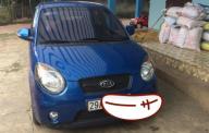 Xe Kia Morning 1.0 AT năm 2008, màu xanh lam, nhập khẩu nguyên chiếc  giá 235 triệu tại Phú Thọ
