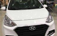 Bán Hyundai Grand i10 2018, màu trắng mới 100% giá tốt giá 350 triệu tại Tp.HCM