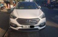 Bán Hyundai Santa Fe CRDi 4WD 2018, màu trắng giá 1 tỷ 120 tr tại Đà Nẵng