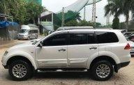 Cần bán lại xe Mitsubishi Pajero Sport G 4x2 AT đời 2013, màu bạc, giá chỉ 625 triệu giá 625 triệu tại Hà Nội