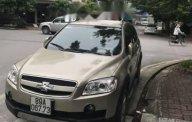 Cần bán Chevrolet Captiva MT năm sản xuất 2008, màu vàng, nhập khẩu giá 285 triệu tại Nam Định