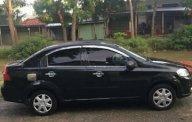 Cần bán gấp Daewoo Gentra SX đời 2008, màu đen xe gia đình giá 205 triệu tại Tiền Giang